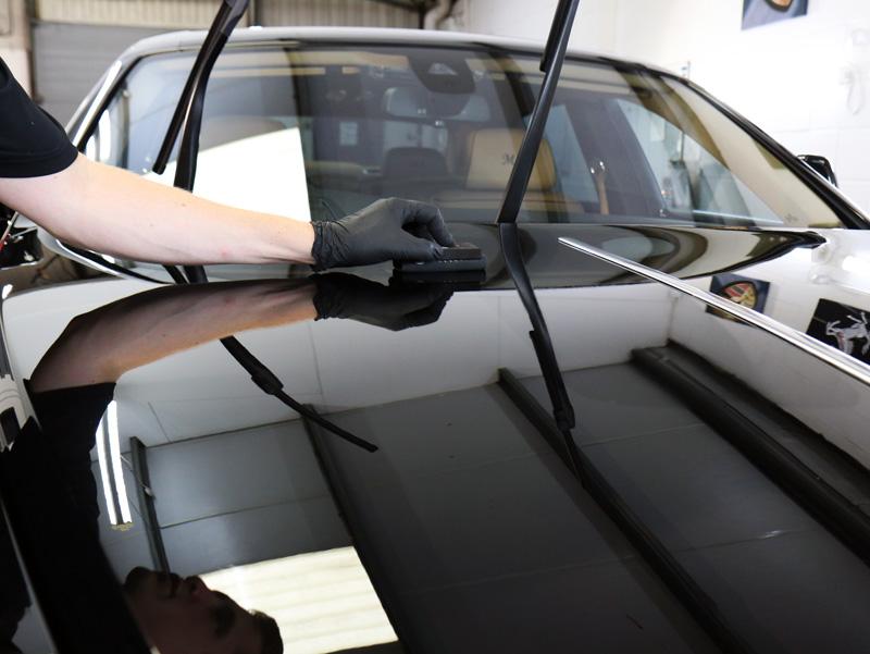 Rolls Royce Ghost - Gloss Enhancement Treatment