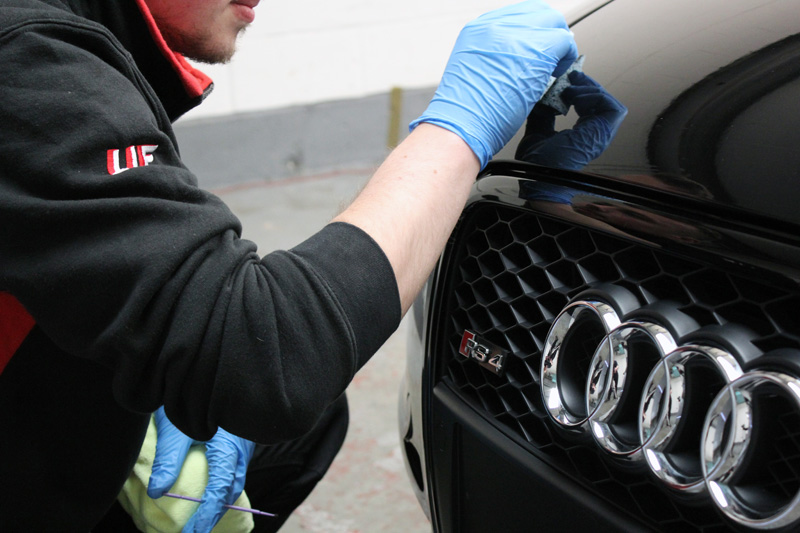 Audi RS4 Avant Full Paintwork Correction