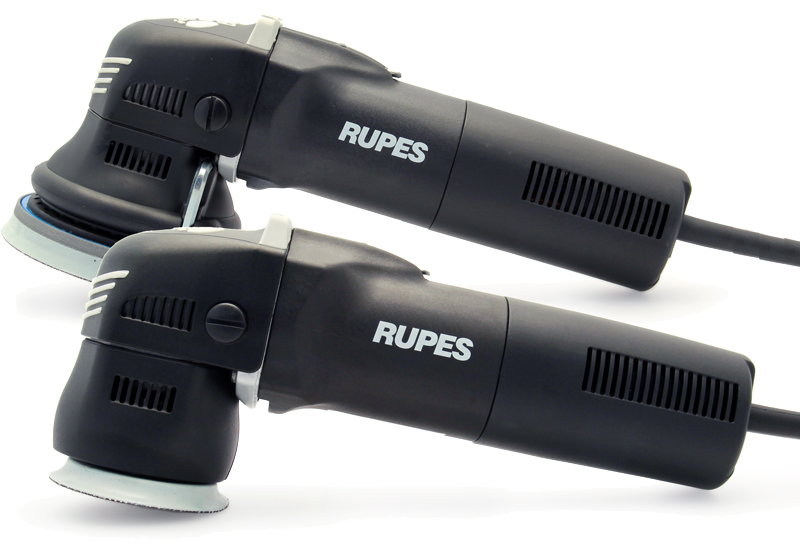 RUPES announces the launch of two new polishing systems, the LK 900E Mille & LH19E Rotary