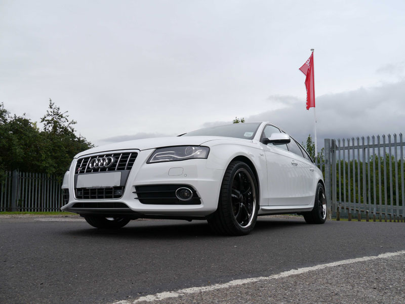 Gloss Enhancement Treatment for Audi S4 Avant V6 TFSi Quattro at Ultimate Detailing Studio