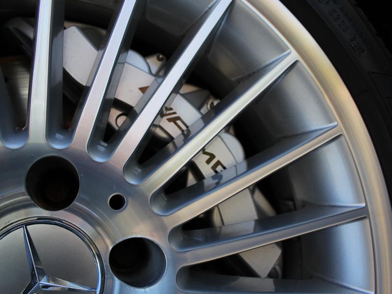 Mercedes Benz SL55 AMG V8 Kompressor
