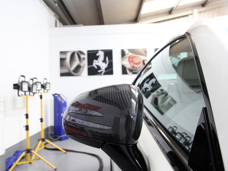 Mercedes-Benz SL63 AMG - Gloss Enhancement Treatment