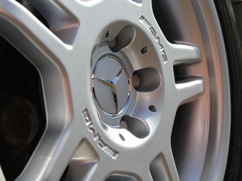 Mercedes Benz SLK 32 AMG
