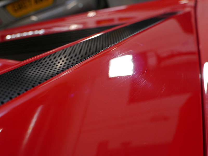 Ferrari Testarossa - Ultimate Detailing Studio
