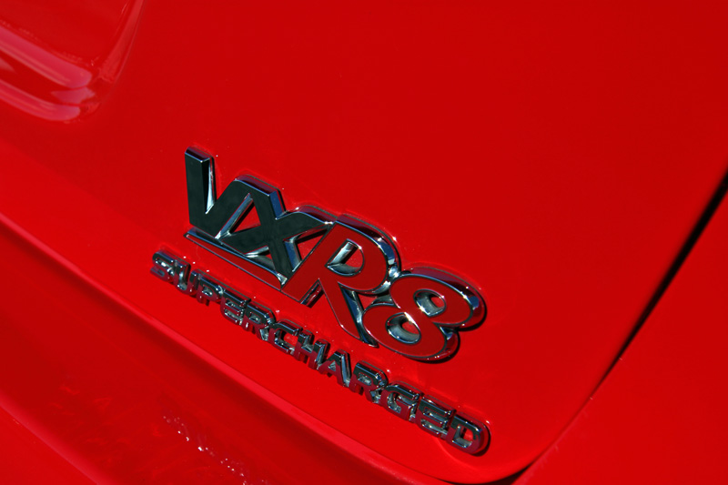 Bathurst Spec Vauxhall VXR8 Gloss Enhancement Treatment
