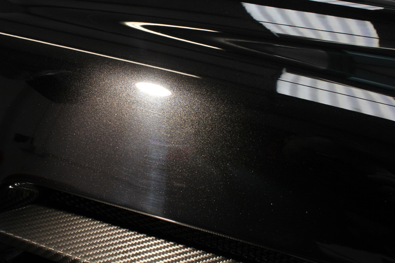 Aston Martin Vantage Carbon Black Edition Gloss Enhancement Treatment