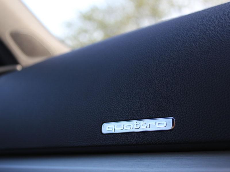 Audi A3 Sportback 2.0 TDi S-Line - Gtechniq C6 Matte Dash
