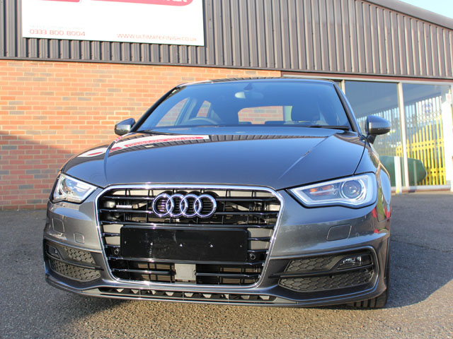 Audi A3 Sportback 2.0 TDi S-Line - New Car Protection