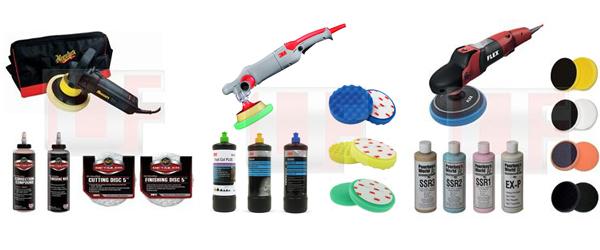 car polishing machine kits