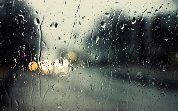 Glass Sealants For Optimum Visibility - Whatever The Weather!