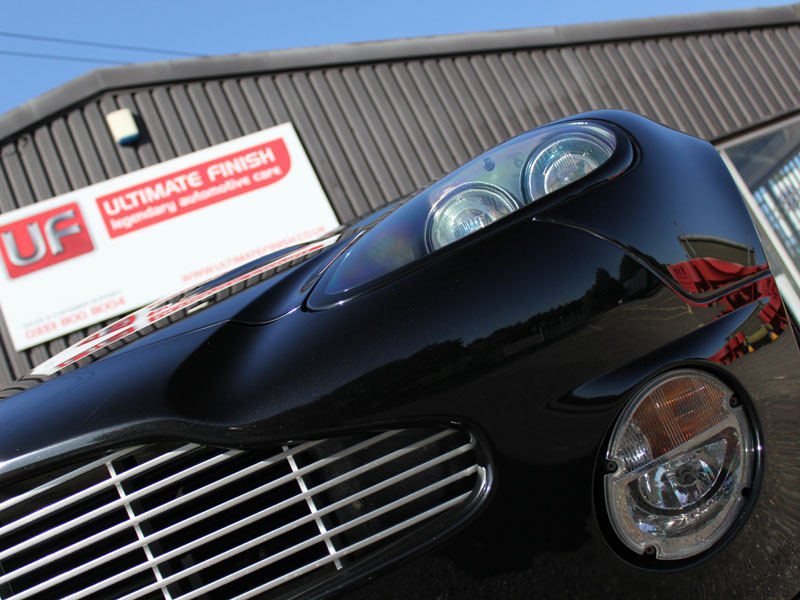 Aston Martin V12 Vanquish - Gloss Enhancement Treatment