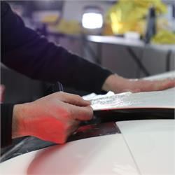 UF XPEL Ultimate Paint Protection Film (PPF)