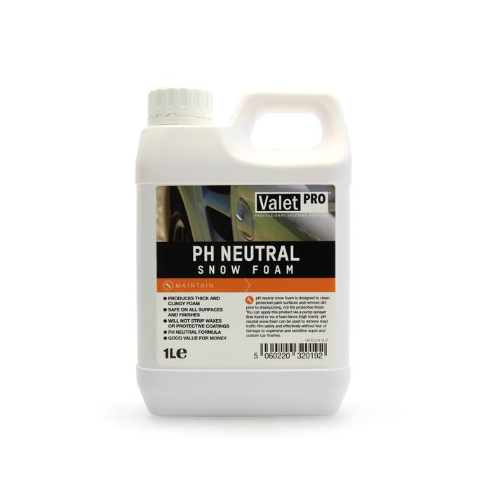 Valet PRO pH-Neutral Snow Foam (1 Litre)