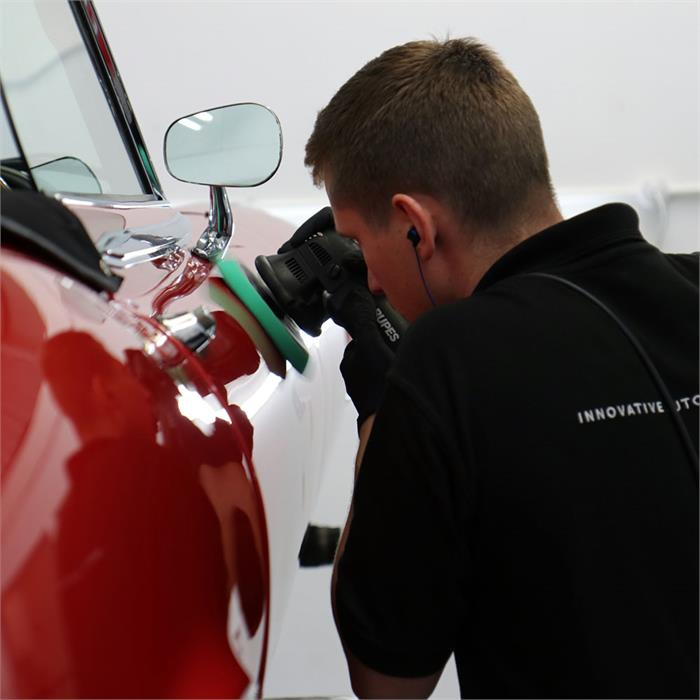 UF Pro Detailer Training (3-Day Course)