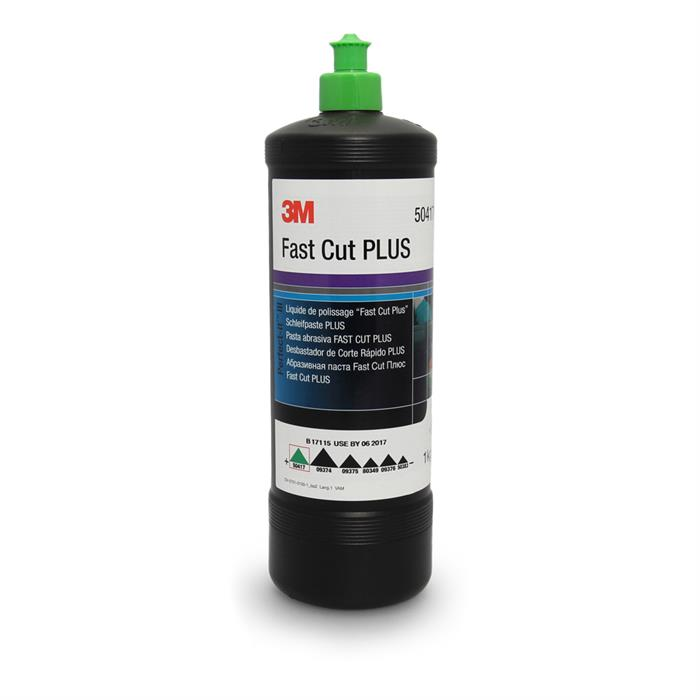 3M PERFECT-IT III Fast Cut PLUS Compound (Green)