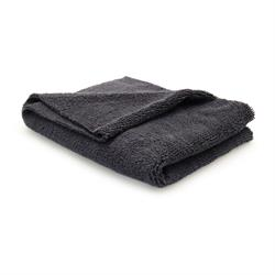 Auto Finesse Duo Edgeless Black Microfibre