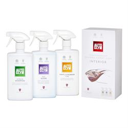 Autoglym The Complete Perfect Interiors Kit