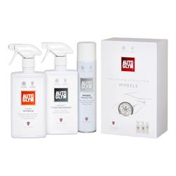Autoglym The Complete Perfect Wheels Kit