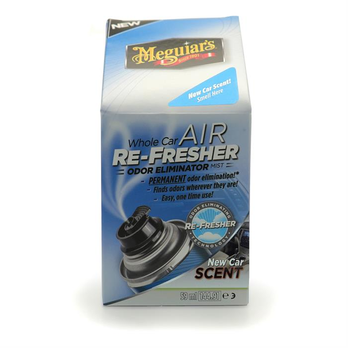 Meguiar's Air Re-Fresher (New Car)