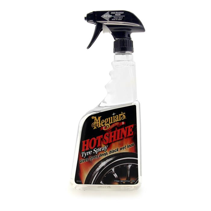 Meguiar's Hot Shine Tyre Spray (710ml)