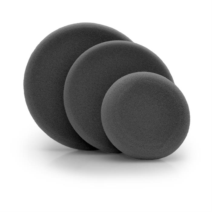 Meguiar's Soft Buff Foam Finishing Disc (Black)