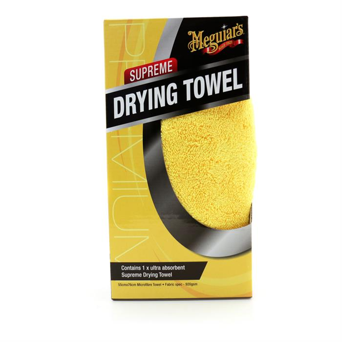 Meguiar's Supreme Drying Towel
