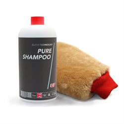 UF Pure Shampoo and Ulti-Mitt Kit