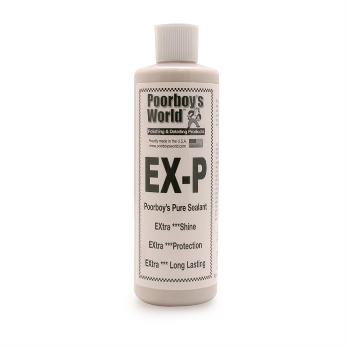 Poorboy's World EX-P Sealant (473ml)