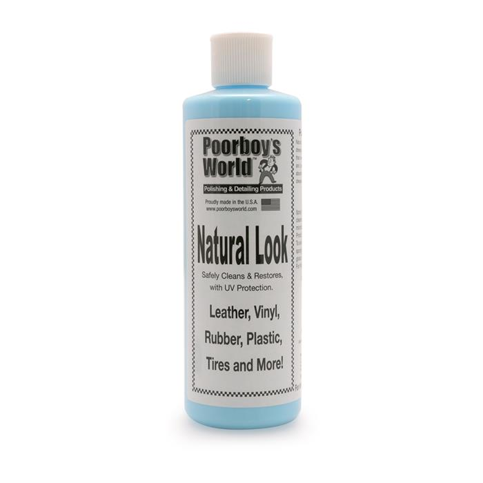 Poorboy's World Natural Look Interior Dressing (473ml)