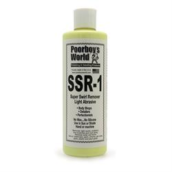 Poorboy's World SSR Super Swirl Remover #1 (473ml)