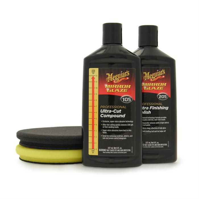 Meguiar's 2 Stage Polishing Kit