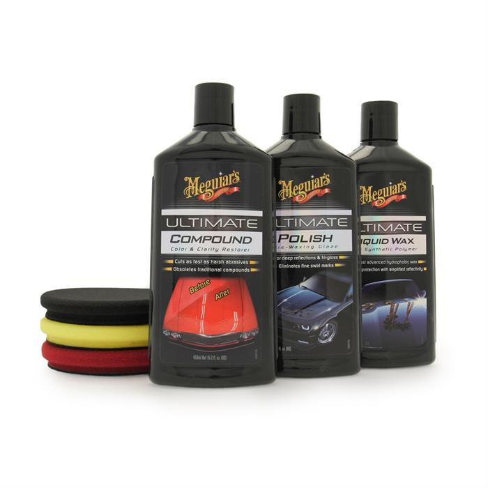 Meguiar's Ultimate Polishing Kit