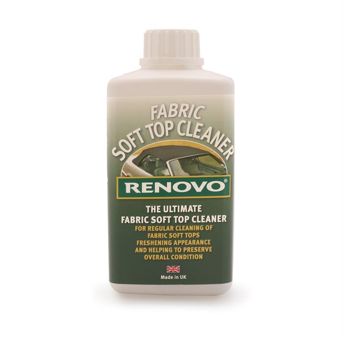 RENOVO Fabric Soft Top Cleaner (500ml)
