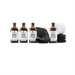 Herrenfahrt Leather Care Collection SET