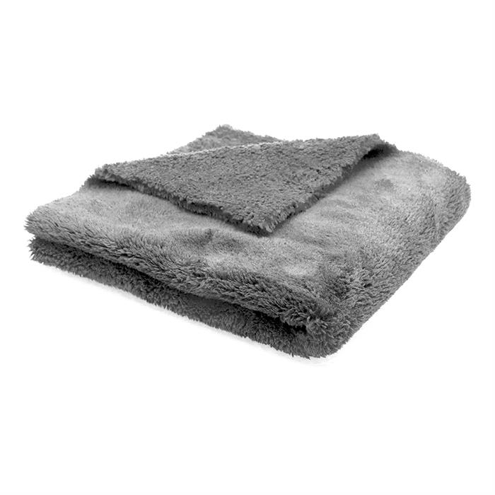 Nanolex Ultra Plush Microfiber Dark Grey (40 x 40cm)