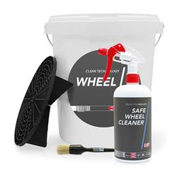 UF Safe Wheel Cleaner & Bucket Kit