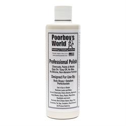 Poorboy's World Professional Polish (473ml)