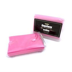 Angelwax Cleanse Clay Bar (Aggressive Pink)