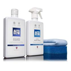 Autoglym Bodywork Wash & Protect Complete Kit