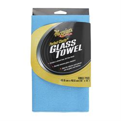 Meguiar's Perfect Clarity Glass Towel