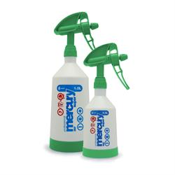 Kwazar Mercury Pro+ Double-Action Trigger Spray Bottle (Green)