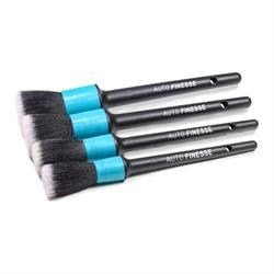Auto Finesse Feather Tip Brush Set