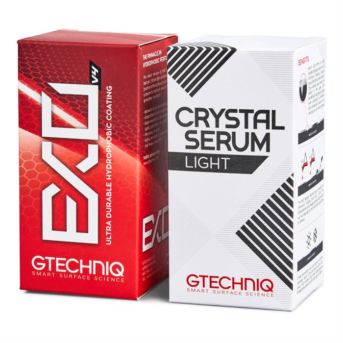 Gtechniq Crystal Serum Light + EXO v4 Kit