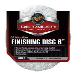 "Meguiars DA Microfibre Finishing Disc - 6.25"" Diameter"