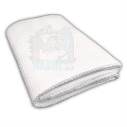 Microfiber Madness Waverider Waffle Drying Towel (100 x 50cm)
