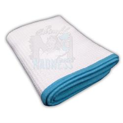 Microfiber Madness Waverider Junior Waffle Drying Towel (60 X 40cm)