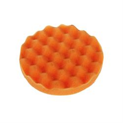 "Koch-Chemie 135mm (5.5"") Anti-Hologram Pad - Orange Waffle"