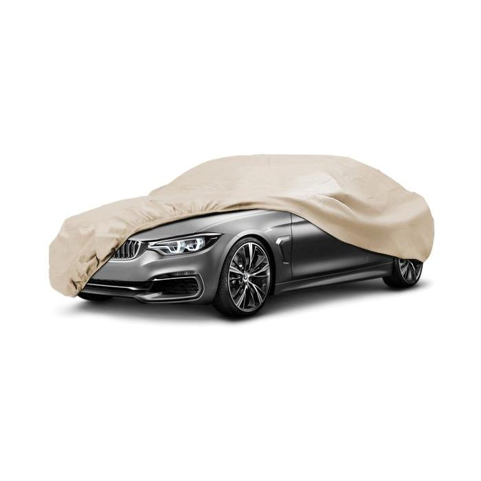 Covercraft Tan Flannel Tailored Indoor Car Covers