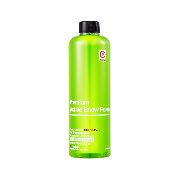 Fireball Active Snow Foam (Green)