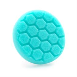 "Chemical Guys 100mm (4"") HEX-LOGIC Green Minor Scratch & Swirl Remover Pad"